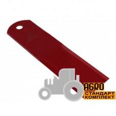 Нож измельчителя неподвижный 0000600300 Claas