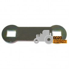 Пластина сегментна ножа 1310349 Claas [MWS]